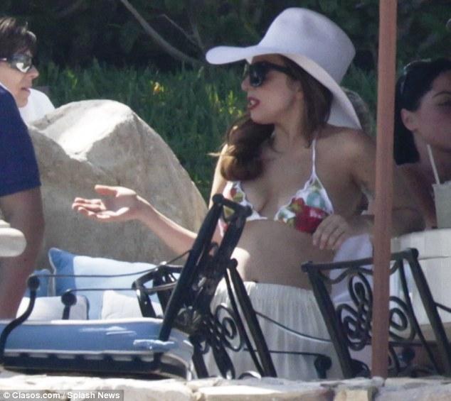 Леди Гага похудела на 30 фунтов