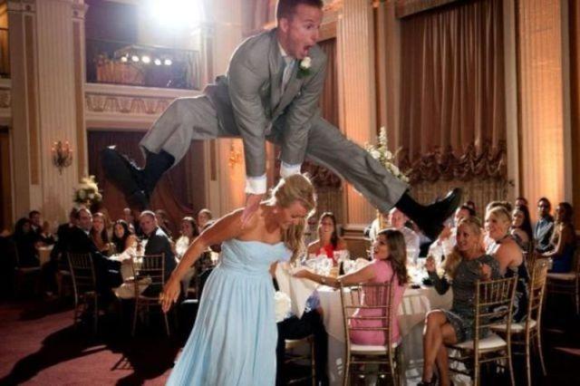 Юмористичная подборка свадебных фотографий