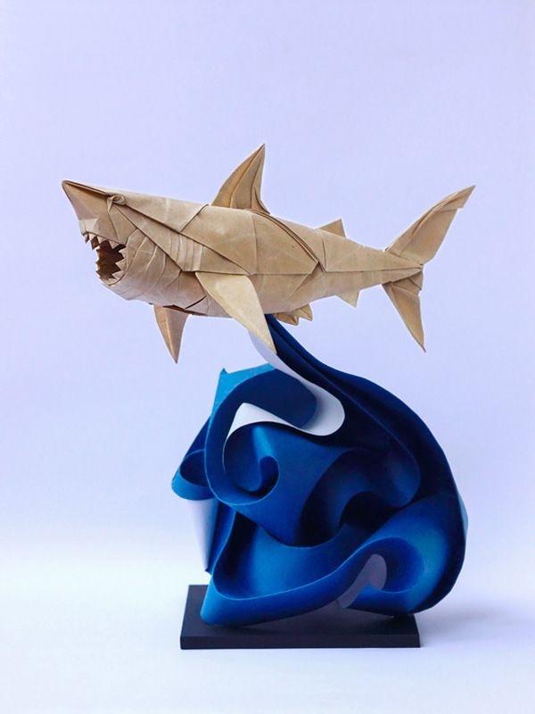 Искусство оригами, которое не освоишь по книжкам