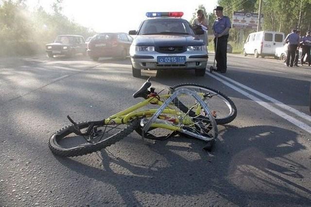 Полицейская погоня в Республике Коми завершилась массовыми авариями