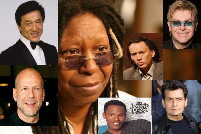 Настоящие имена известных людей