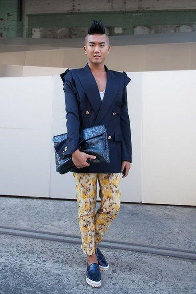 Австралийские модники
