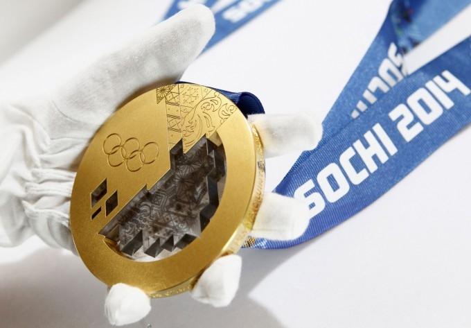Как и из чего делают медали для Олимпиады в Сочи
