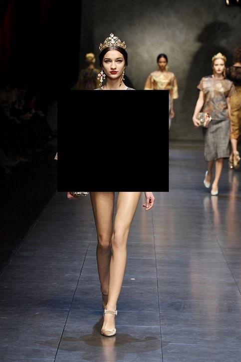 Наверное мир моды сошёл с ума :)