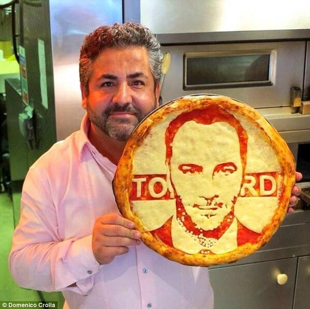 Пицца Доменико