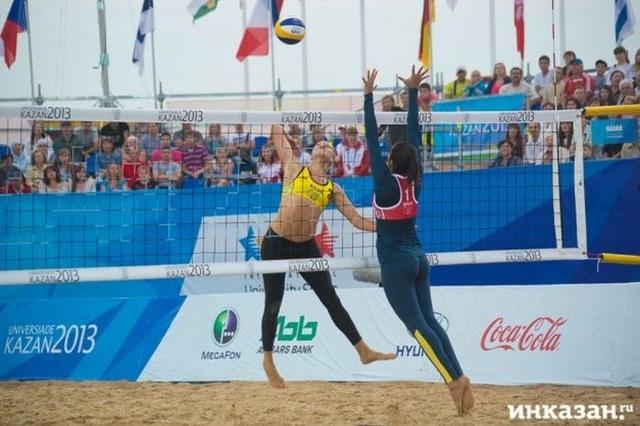 Женский волейбол на Универсиаде 2013