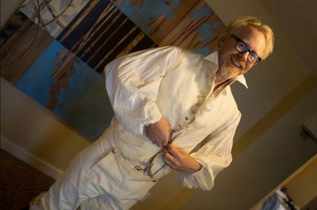 Крутой косплей костюм Адама Сэвиджа