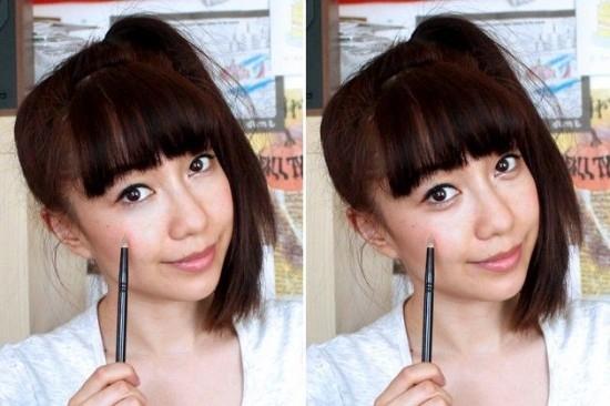 Мешки под глазами - секрет корейской красоты
