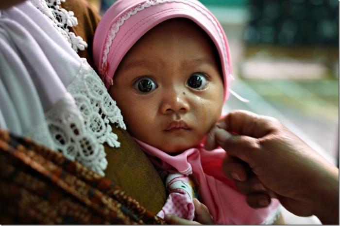 Женское обрезание по Исламским традициям