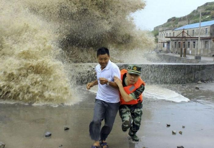 Тайфун Соулик: Разгром юго-восточного Китая и Тайваня