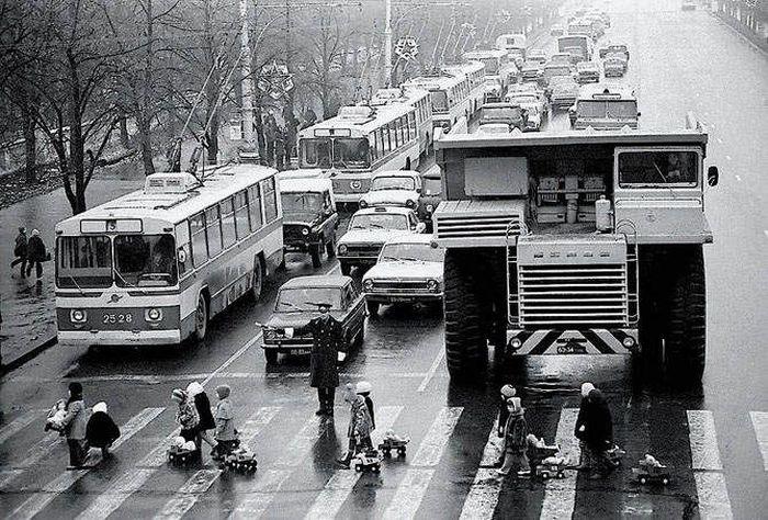 Редкие теплые фотографии СССР, которого больше нет