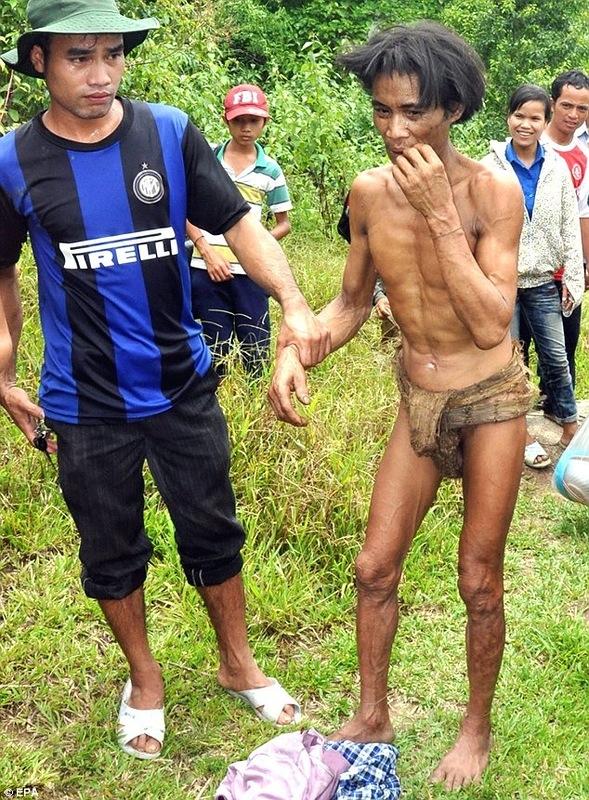 Во Вьетнаме обнаружены двое мужчин, которые скрывались в джунглях с 1971 го ...