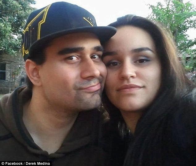 Муж, застреливший жену во время ссоры, опубликовал в социальной сети фото м ...