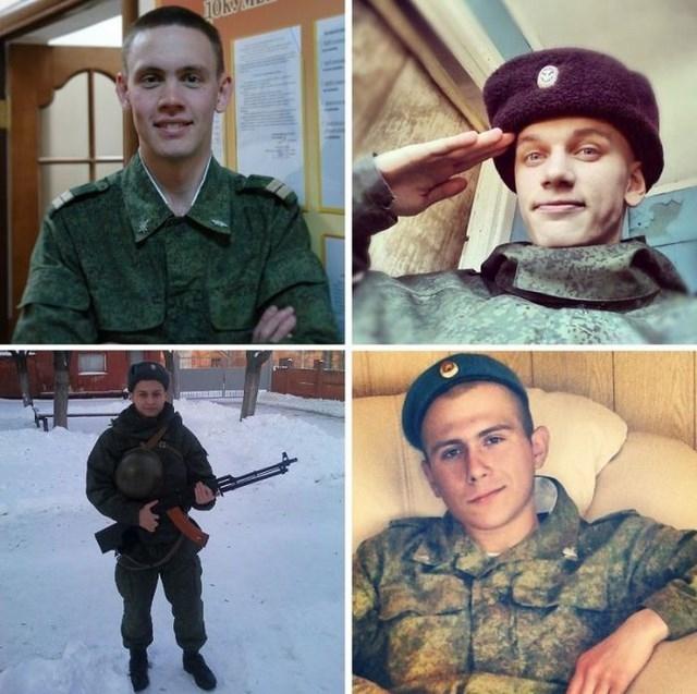 Будни российской армии в Instagram