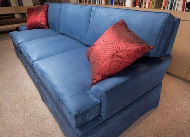 Креативный диван с секретом