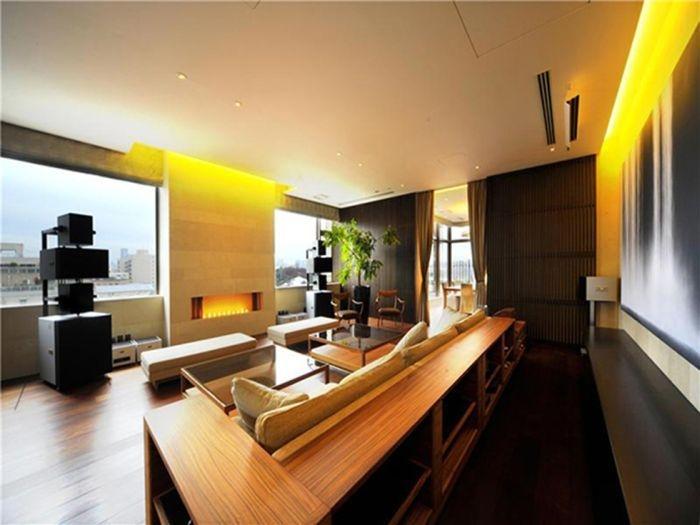 Однокомнатная квартира за 21 миллион долларов