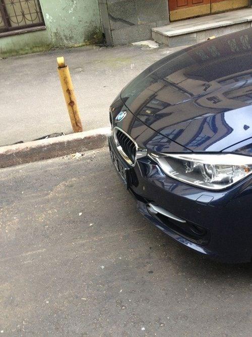 Новый способ автолюбителей не платить за парковку своего автомобиля