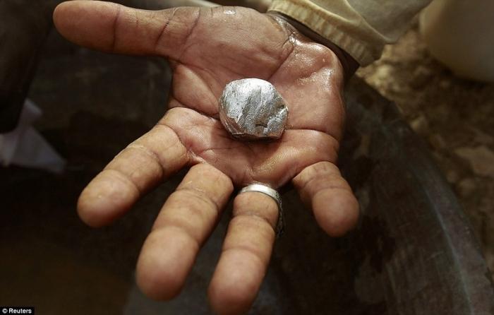 Нелёгкая добыча золота в Южном Судане
