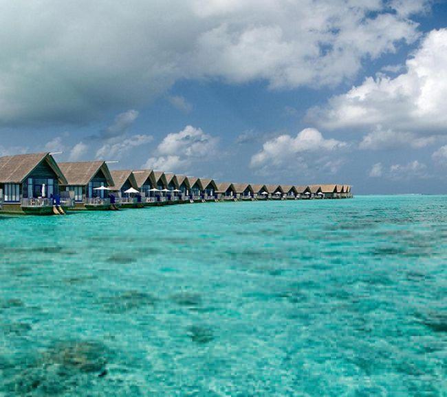 Отель на лодках