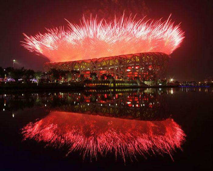 Заброшенные стадионы Пекинской Олимпиады