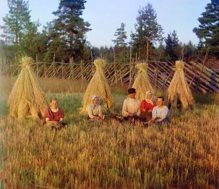 Россия 150 лет назад в цветных фотографиях