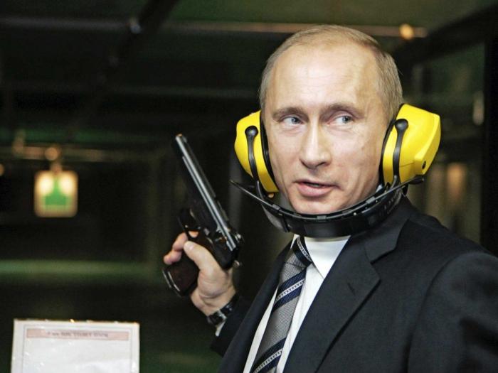 Бесстрашный Владимир Владимирович