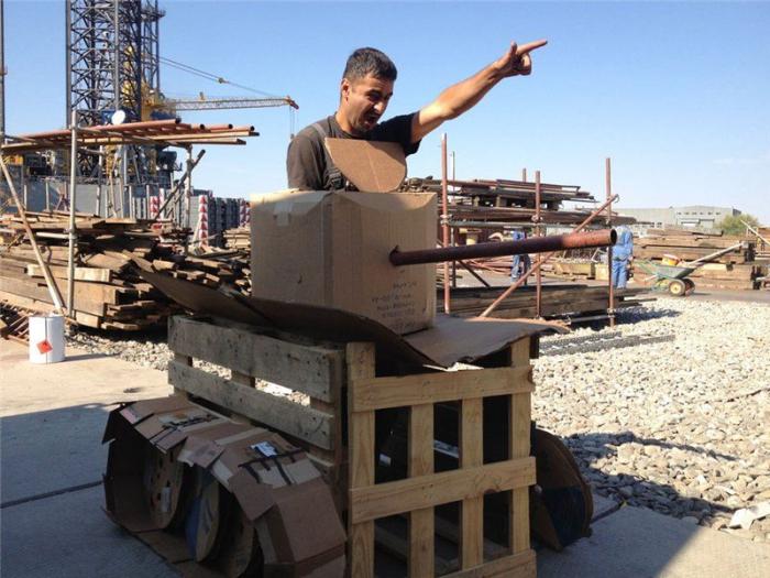 Конкурс виртуальных танкистов