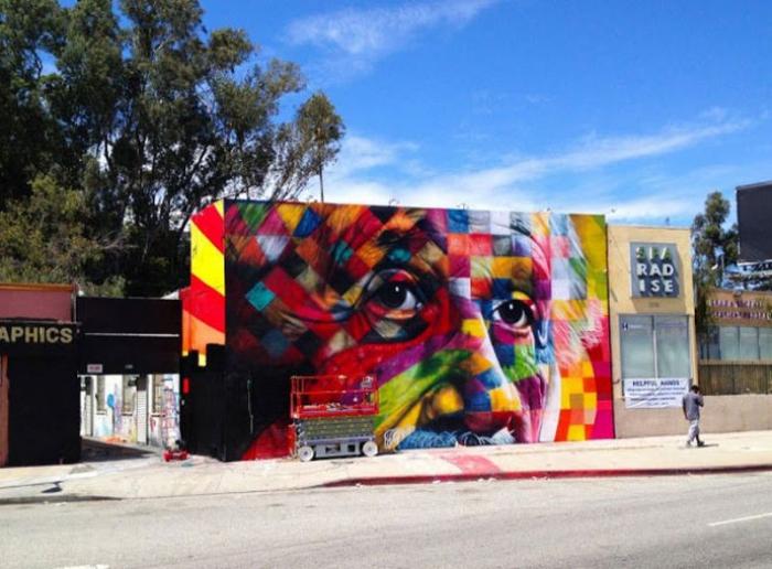Уличный креатив с разных уголков планеты