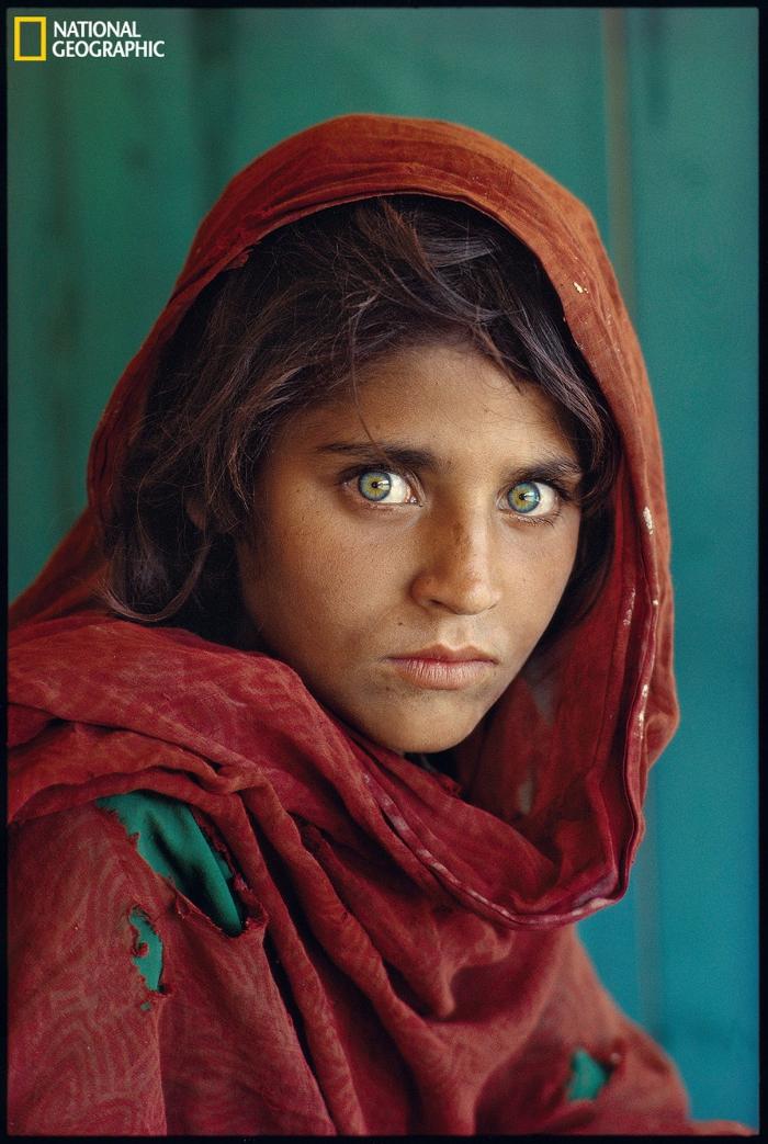 Самые известные фотографии от National Geographic
