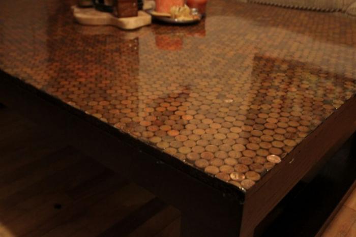 Покрытие для стола своими руками