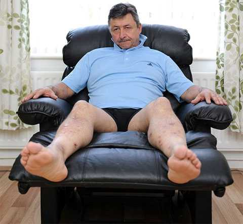 Кресло убийца