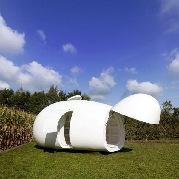 Мобильный дом будущего