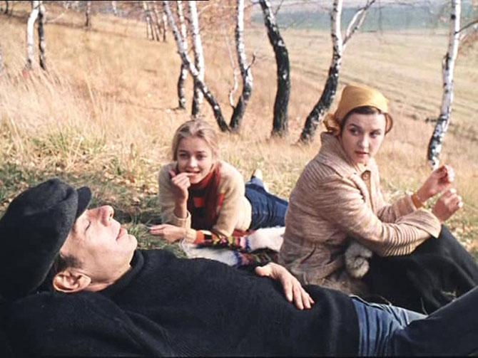 Лучшие фильмы снятые в СССР