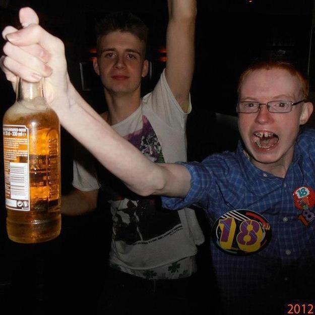 Странные люди в ночных клубах