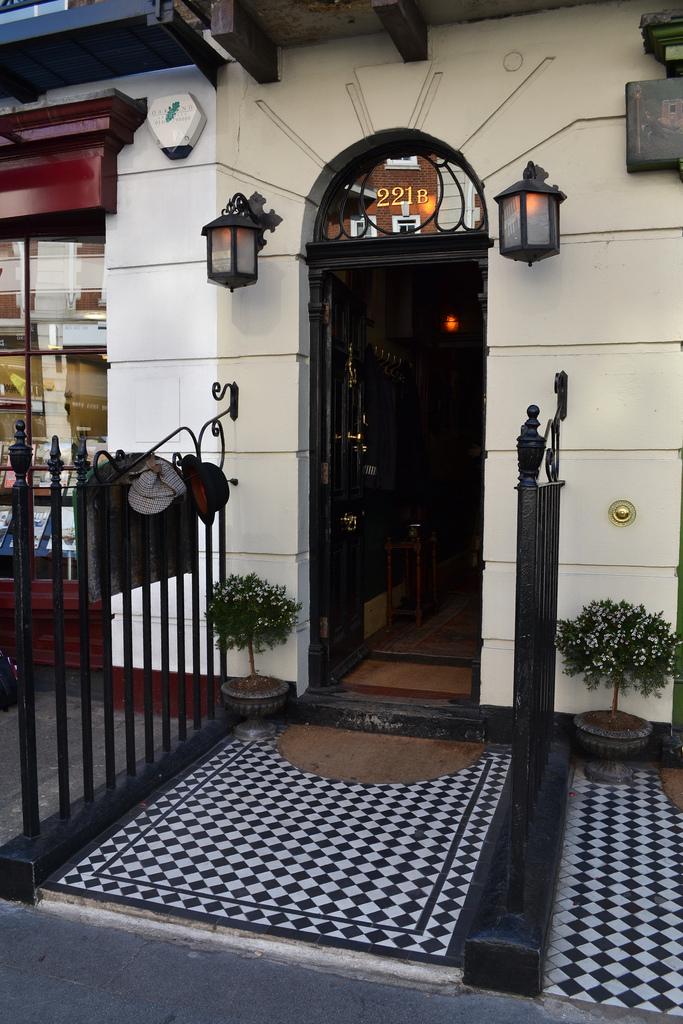 Фото экскурсия в дом Шерлока Холмса