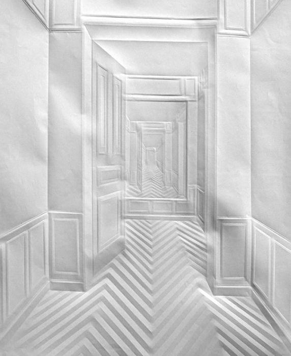 Бумажный креатив