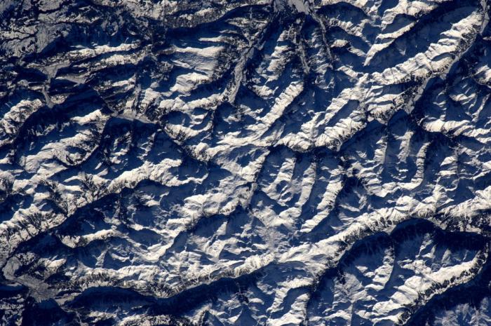 Фото космонавта Андре Куиперса