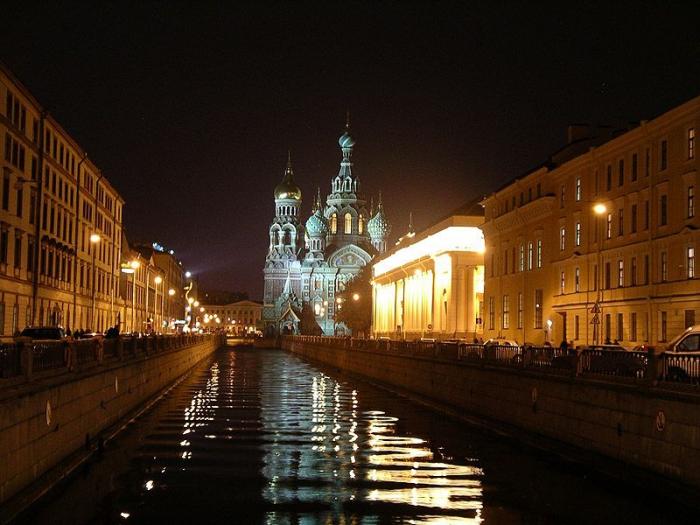 Города на воде