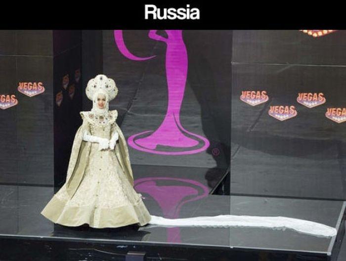 Участницы конкурса Мисс Вселенная 2013