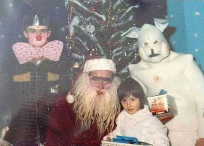 Санта из прошлого