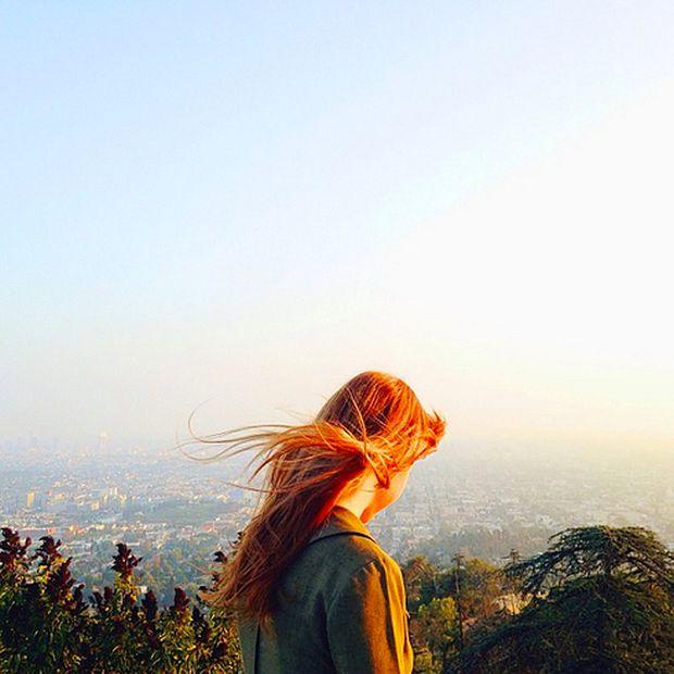 Красивые фотографии опубликованные в Instagram