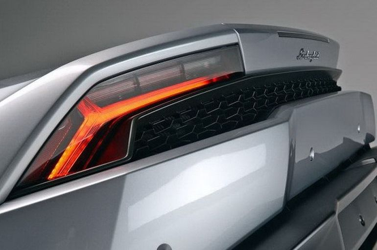 Lamborghini Close Up Shots