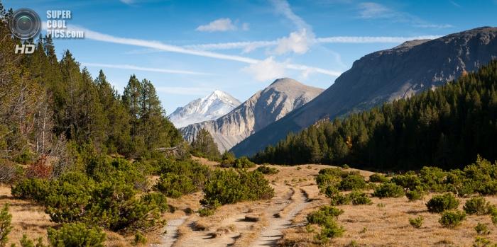 Швейцарский национальный парк
