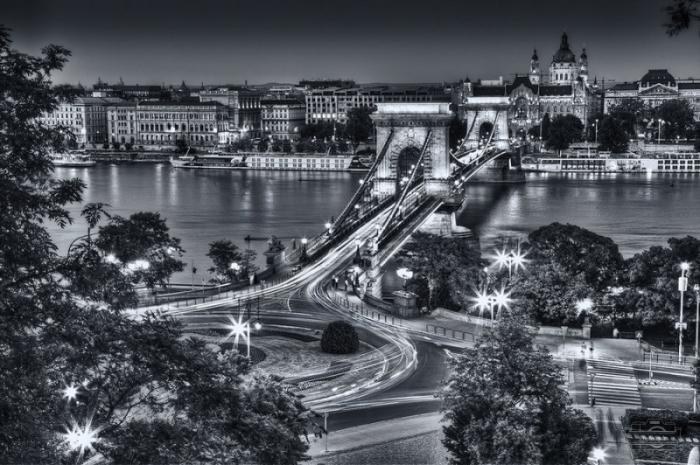 Черно-белые фотографии Роберто Павича