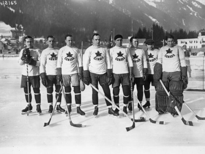 Первые зимние Олимпийские игры