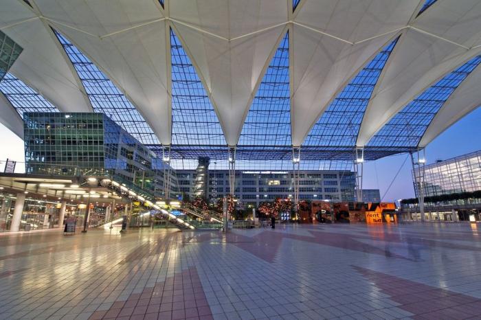 Аэропорты в которых не заскучаешь