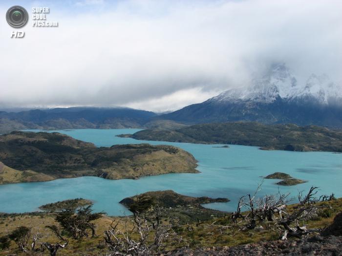 Национальный парк Торрес-дель-Пайне (Чили)