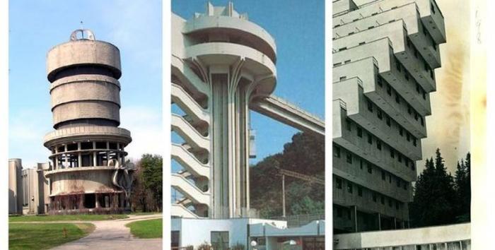 Удивительная архитектура времен СССР