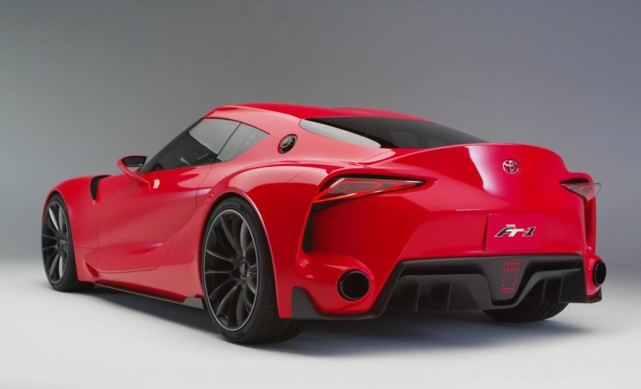 FT1 2014 Toyota Supra