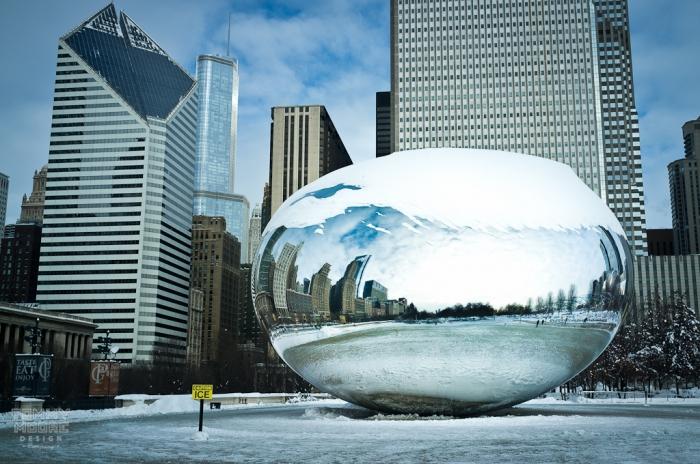 Морозы в Чикаго